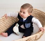 nonino Komplet niemowlęcy Mam Cię Na Muszce