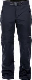 ELBRUSMęskie Spodnie Alton Black r L