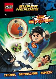 Ameet Liga nie z tej ziemi. Lego Super Heroes - Opracowanie zbiorowe