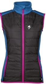 High Point kamizelka Flow 2.0 Lady Vest Black/blue M