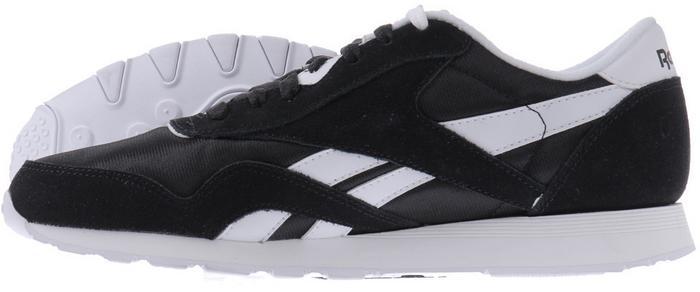 Reebok Classic Nylon Shoes Man Black 6604 czarny - Ceny i opinie na ... f61c47bfd