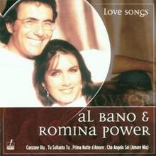 Love Songs CD Al Bano & Romina Power