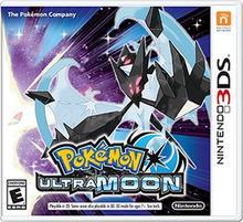 Nintendo Pokémon Ultra Moon 3DS
