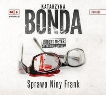 Muza Sprawa Niny Frank (audiobook CD) - Katarzyna Bonda