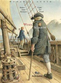 Media Rodzina Wyspa skarbów - audiobook (CD MP3) - Robert Stevenson