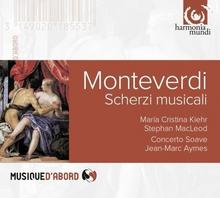 Harmonia Mundi Monteverdi: Scherzi Musicali