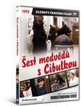 Opinie o neuveden Šest medvědů s Cibulkou - DVD neuveden