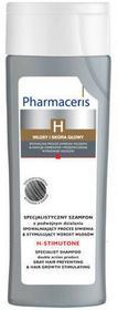 Pharmaceris SPECJALISTYCZNY SZAMPON o podwójnym działaniu SPOWALNIAJĄCY PROCES SIWIENIA & STYMULUJĄCY WZROST WŁOSÓW H-STIMUTONE