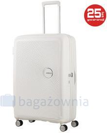 Samsonite AT by Duża walizka AT SOUNDBOX 88474 Biała - biały