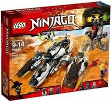 LEGO Niewykrywalny pojazd ninja 70595