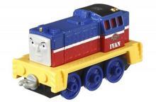 Fisher Price Tomek i przyjaciele Mała lokomotywa Ivan FBC36
