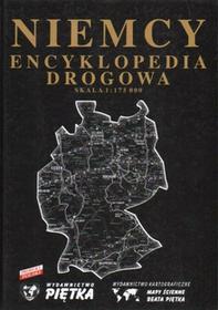 PIĘTKA Niemcy. Encyklopedia drogowa skala 1:175000 praca zbiorowa