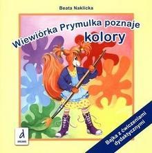 Dreams Wiewiórka Prymulka poznaje kolory - Naklicka Beata