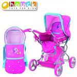 Hauck Wózek dla lalek Birdie Julia GXP-550479