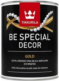 Tikkurila Bejca Be Special Decor gold 0 9 l 8508071001