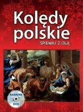 M Wydawnictwo Kolędy polskie, śpiewaj z Olą + CD - Opracowanie zbiorowe