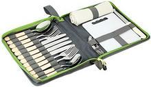 Outwell piknik zestaw sztućców, wielokolorowa, One Size 650667