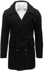 Dstreet Płaszcz męski zimowy czarny (cx0361) cx0361_m