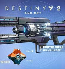 Destiny 2 Pakiet Zimne Serce DLC cd-key EU