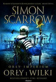 KsiążnicaSimon Scarrow Orły imperium 4. Orły i wilki