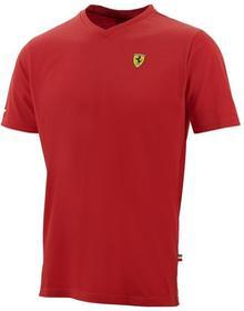 Ferrari SCUDERIA Koszulka V-neck Tee 5100900 600 220