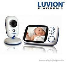 Luvion PLATINIUM 3 video niania z ekranem 3,2 8401