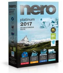 Ahead Nero 2017 Platinum