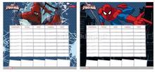 Beniamin Plan lekcji typu naklejka Spider Man