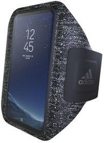 Adidas Arm Band opaska sportowa na ramię Samsung Galaxy S8+ Plus CZARNY WSUWANE TWORZYWO SZTUCZNE 31765