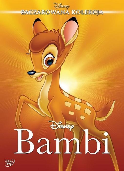 Walt Disney Studios Home Entertainment Zaczarowana kolekcja Bambi DVD) David Hand