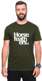 Horsefeathers t-shirt THIRD T-SHIRT cypress)