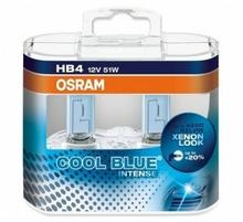 OSRAM Żarówka samochodowa HB4 COOL BLUE INTENSE P22d 51 W 12 V 1 par(a)