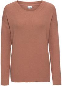 Bonprix Sweter stary różowy