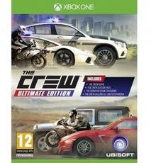 The Crew Ultimate Edition XONE