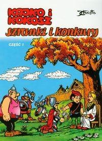 Egmont Kajko i Kokosz Szranki i konkury część 1