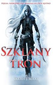Uroboros / GW Foksal Szklany tron - Sarah J. Maas