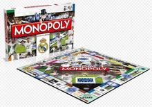 Winning Moves Monopoly, Real Madryt