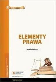 Elementy prawa Podręcznik A.35.1 - Jacek Musiałkiewicz