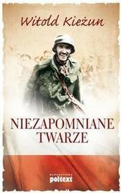 Poltext Niezapomniane twarze (audiobook CD) - Witold Kieżun