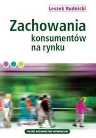 Polskie Wydawnictwo EkonomiczneZachowania konsumentów na rynku - Leszek Rudnicki