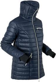 Bonprix Kurtka outdoorowa pikowana ciemnoniebieski
