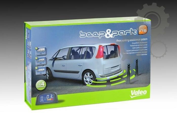Valeo Czujniki parkowania tył Beep & Park Nr 6 632015