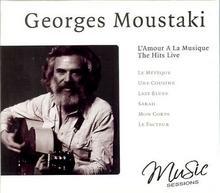 Lamour a La Musique CD) Moustaki Georges