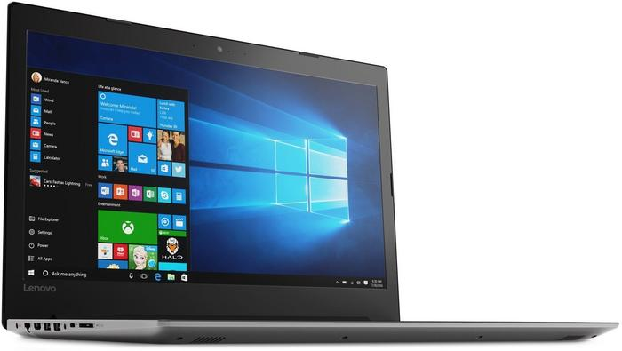 "Lenovo IdeaPad 320 17,3"" Core i3 2GHz, 8GB RAM, 1TB HDD (80XJ0042PB)"
