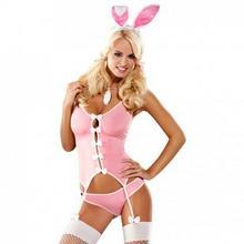 Obsessive Kostium króliczek - Bunny Suit Costume L/XL