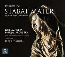 Erato Pergolesi: Stabat Mater / Laudate Pueri / Confitebor