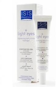 Isispharma ISIS COSMETI light eyes hydro-żel rozjaśniający cienie pod oczami 15 ml
