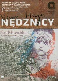Aleksandria Nędznicy. Tom 2 (audiobook CD) - Wiktor Hugo