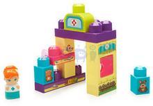Mega Bloks Małe zestawy tematyczne Mega Bloks (weterynaria) DYC54 DYC55