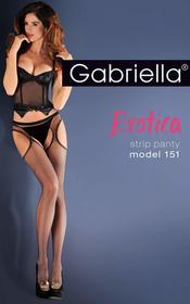 Gabriella Rajstopy Erotica Strip Panty 151 Code 636